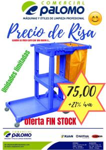 PROMO ESPECIAL FIN STOCK CARROS LIMPIEZA