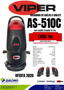 FREGADORA VIPER AS-510C 230 VOLT.