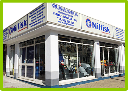 Store-commercial-pigeon-nilfisk-malaga
